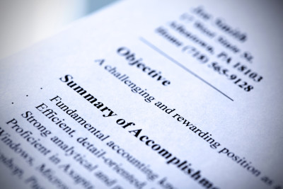 resume types what type of resume is right for you