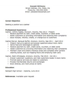 Example Resume: Admitting Clerk Job Resume Sample